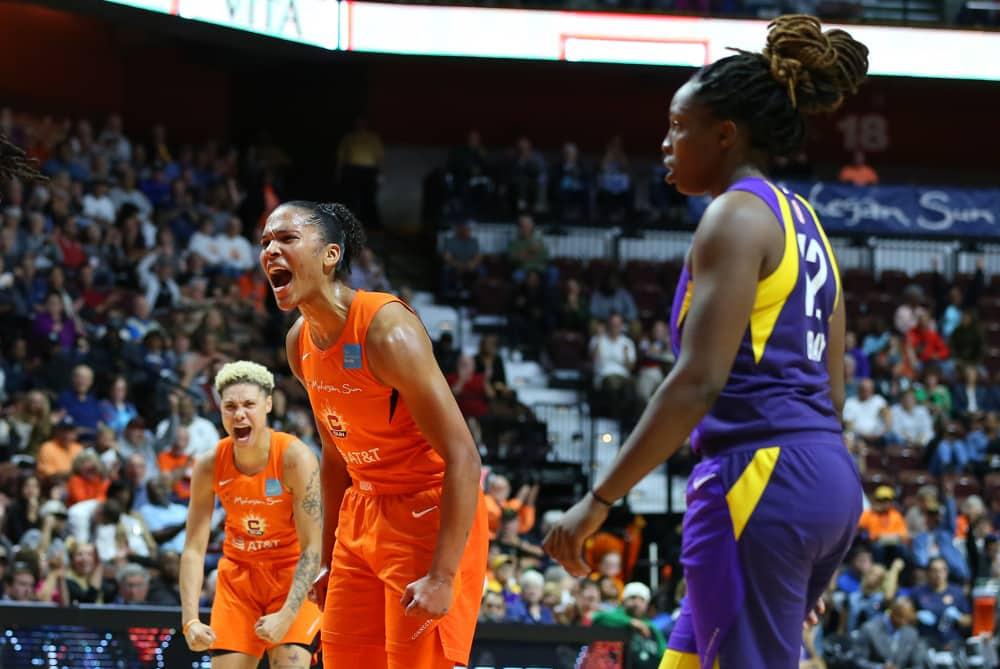 WNBA Totals, DFS Picks & Week 1 Recap w/ Steve Miller-Miller | NBA Odds Pod (Ep. 53)