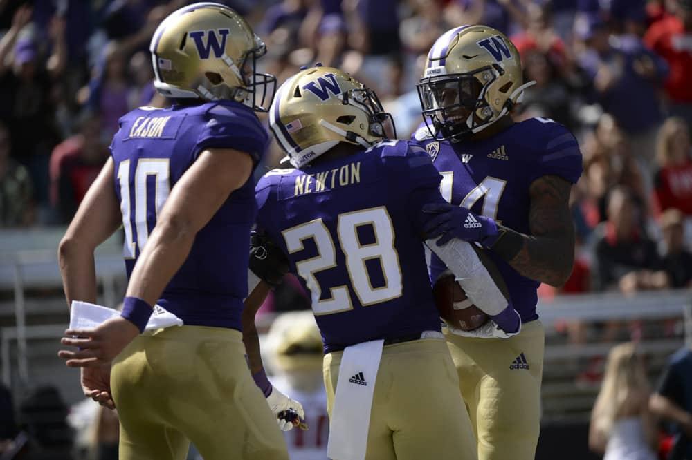 Washington Huskies - College Football 2020 Season Preview   The College Experience (Ep. 240)