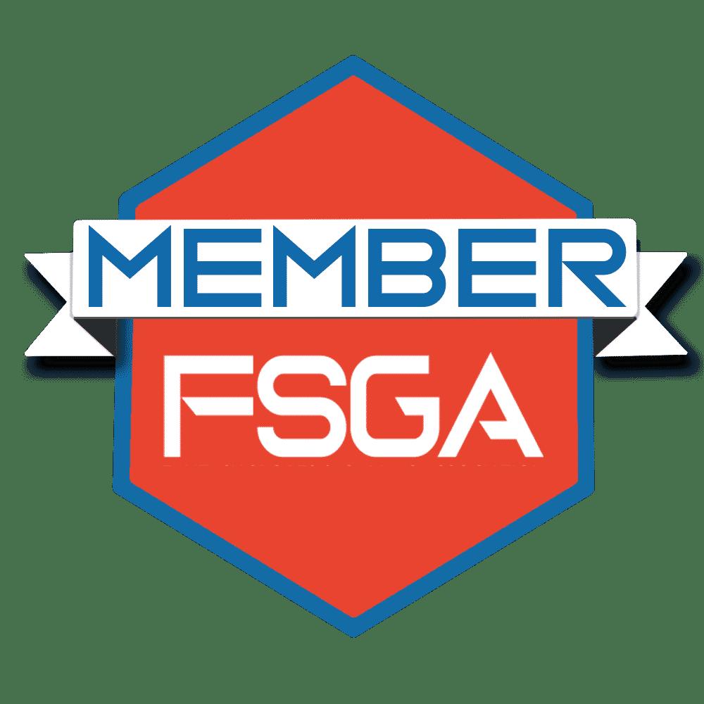 FSGA Member Badge
