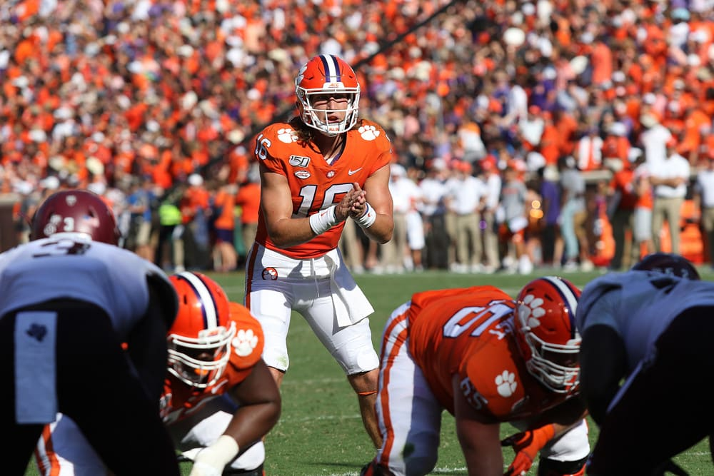 Can Anyone Beat Clemson? ACC Season Team Totals Overs/Unders