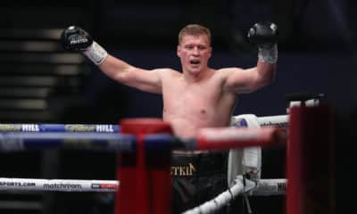 Povetkin KO Win Still Making News