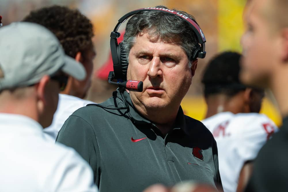 mike leach interview college football preview