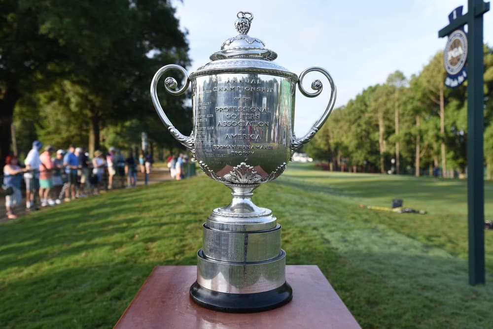 The Winner of the 2020 PGA Championship Is...