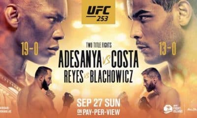 UFC 253 Preview | The Fight Show (Ep. 27)