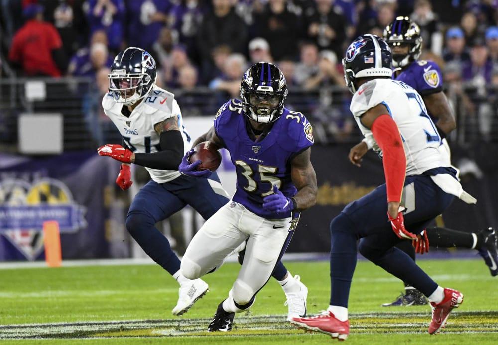 DraftKings Monday Night Showdown Picks: Chiefs vs. Ravens