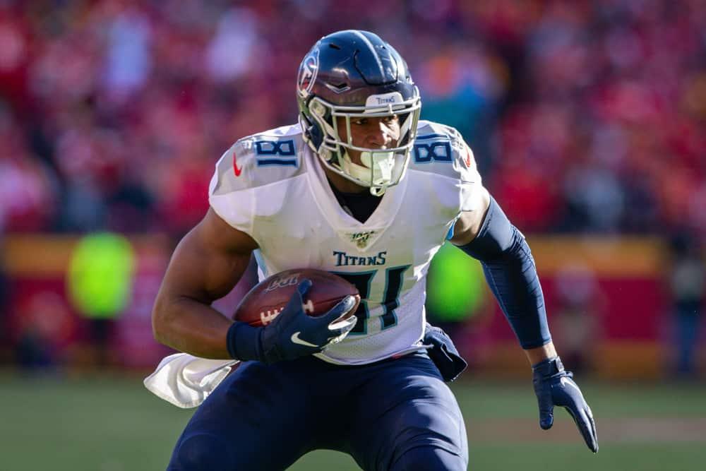 DFS Showdown Picks: Giants vs. Steelers & Titans vs. Broncos