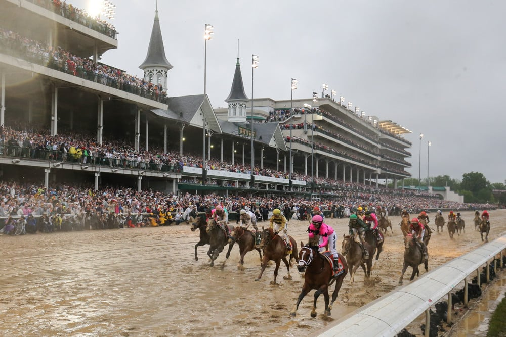 Kentucky Derby: How To Pick a Tiz The Law Superfecta