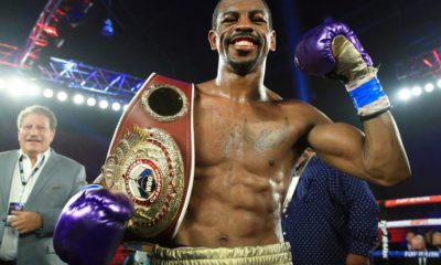 Jamel Herring Defends WBO Title Saturday