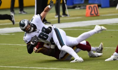 NFL: SEP 13 Eagles at Washington Football Team