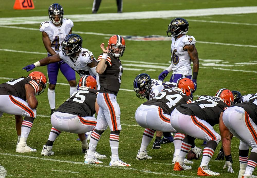 NFL Prop Bets Cincinnati vs Cleveland