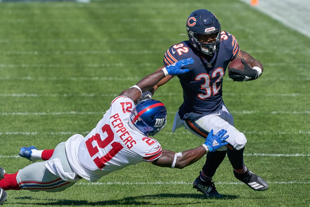 DraftKings Monday Night Showdown Picks: Bears vs. Rams