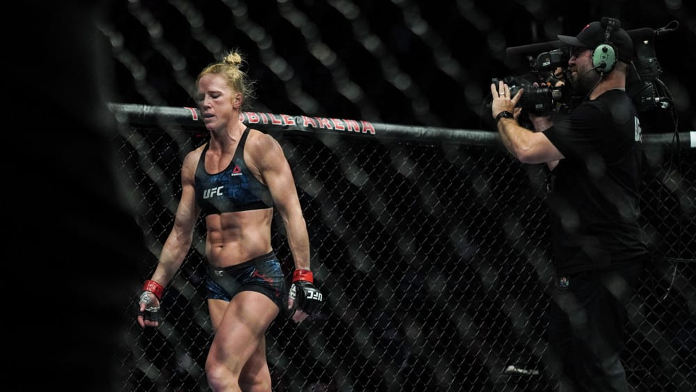 UFC Fight Night Picks Holm vs Aldana