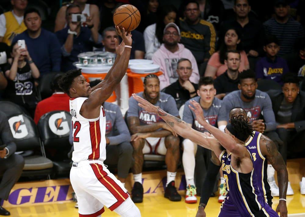 Jimmy Butler's Triple-Double | NBA Gambling Podcast