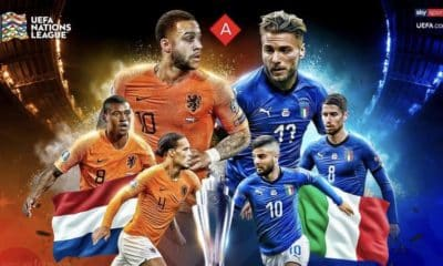 UEFA Nations League Picks - Matchday 4 | Soccer Gambling Podcast (Ep. 7)