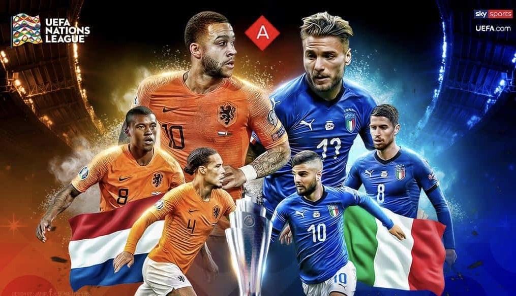 UEFA Nations League Picks - Matchday 4   Soccer Gambling Podcast (Ep. 7)