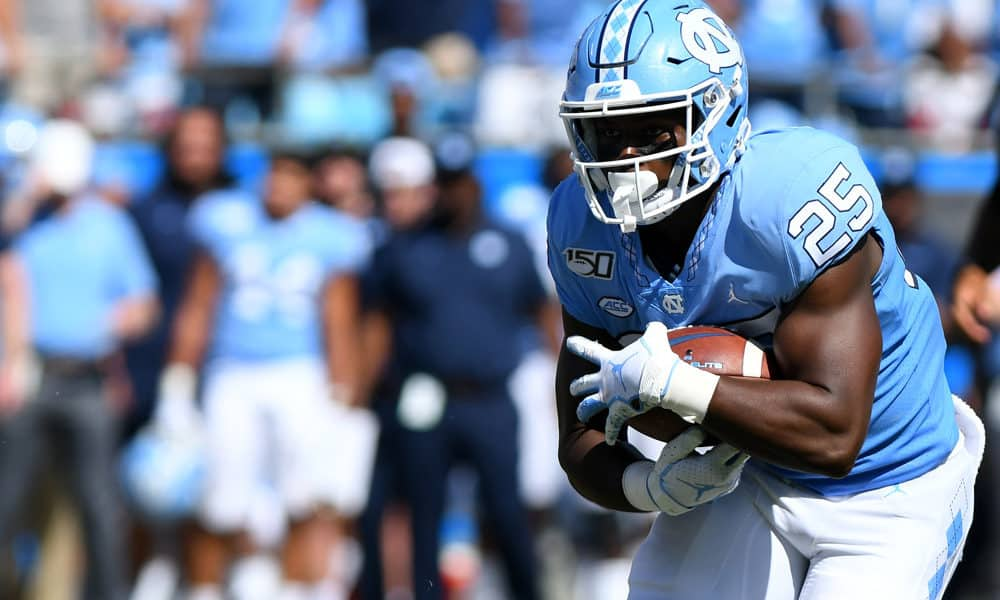 College Football Week 9 DFS Picks | The College Experience (Ep. 325)