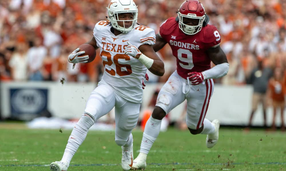 Oklahoma vs Texas Preview | The College Experience (Ep. 296)