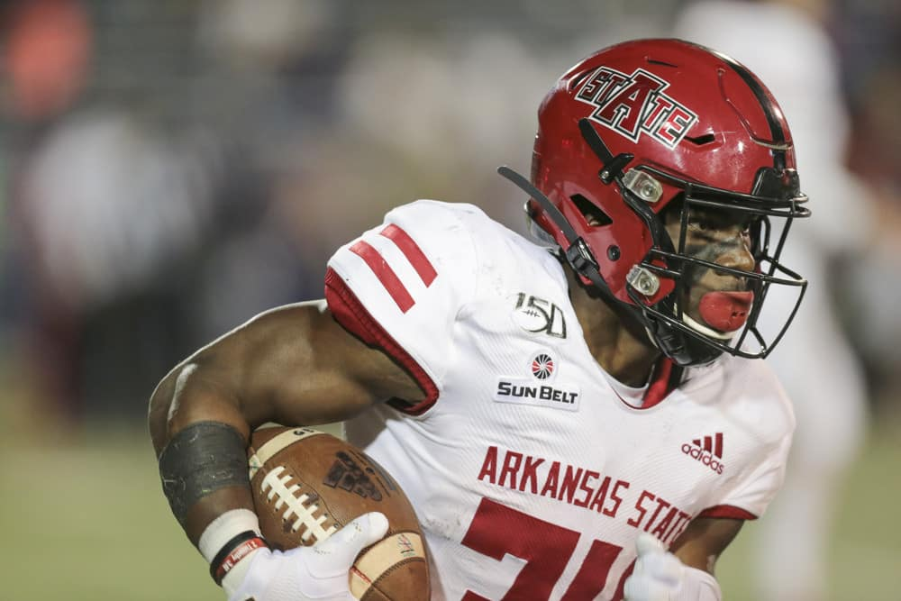Georgia State vs Arkansas State Preview On The College Experience (Ep. 302)