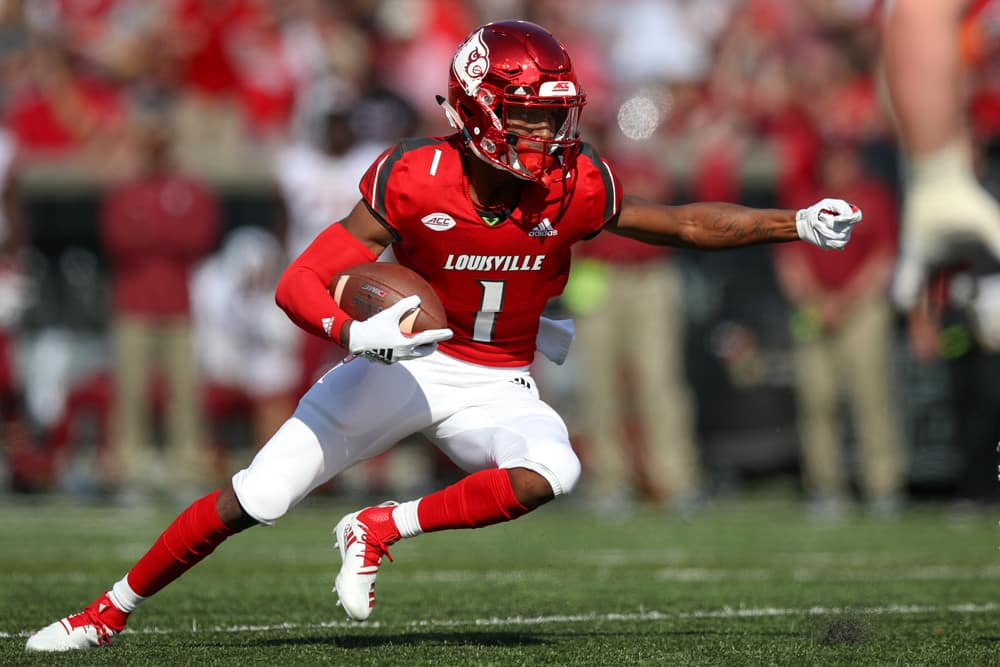 Louisville vs Georgia Tech Preview   The College Experience (Ep. 297)