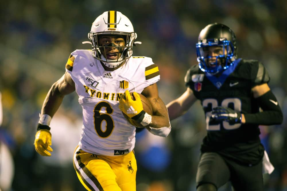 Hawaii vs Wyoming Preview | The College Experience (Ep. 324)