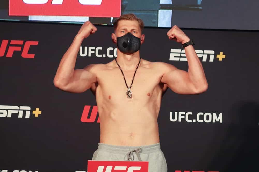 UFC 254 Picks Full Fight Card