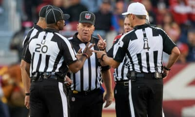 NFL Week 11 Referee Stats Report