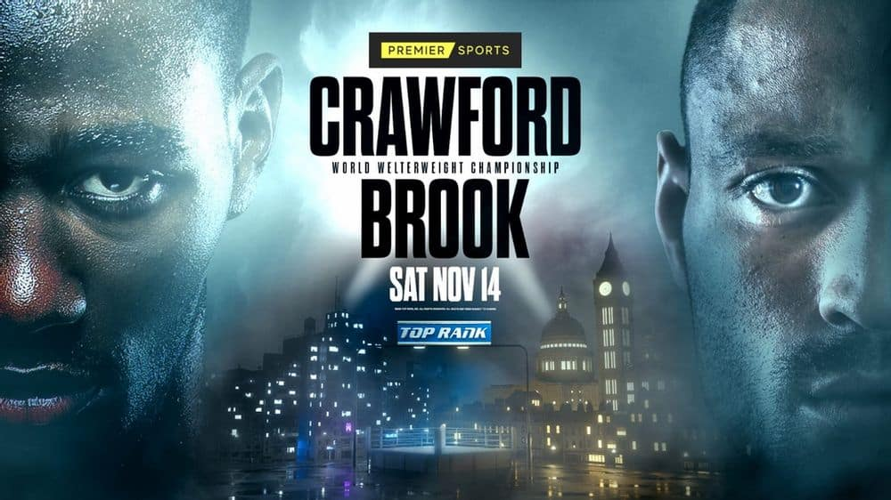 Crawford vs Brook Preview | The Fight Show (Ep. 29)