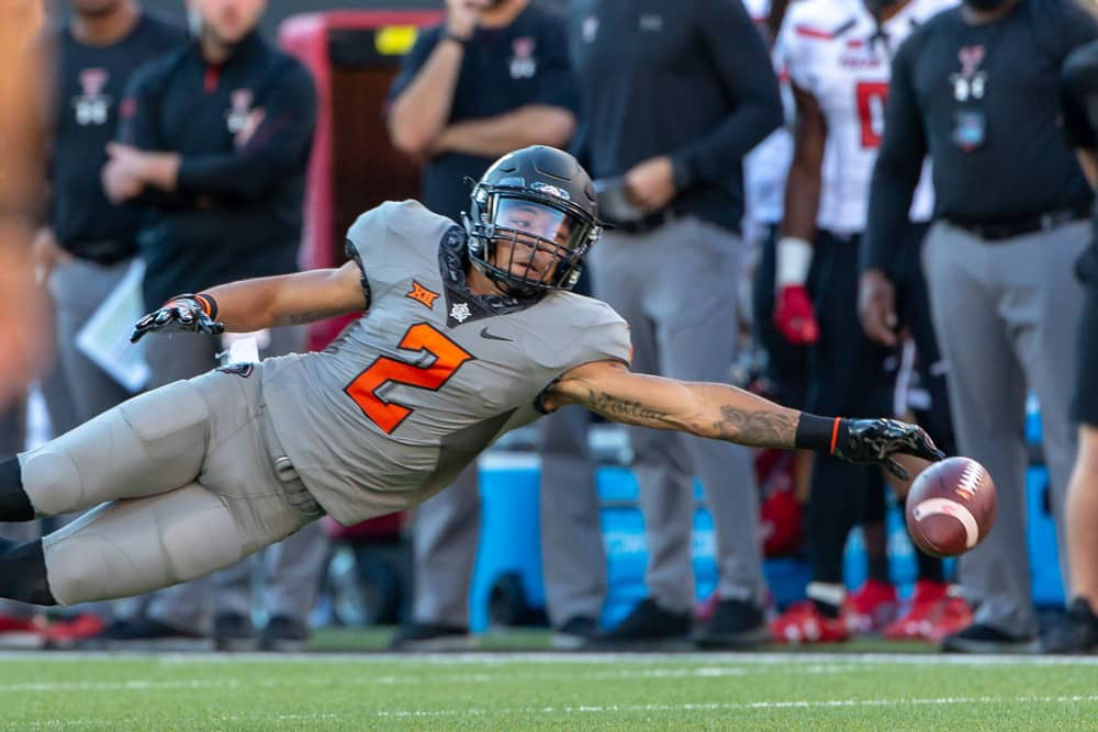 Oklahoma State vs Oklahoma Bedlam Preview   The College Experience (Ep. 377)