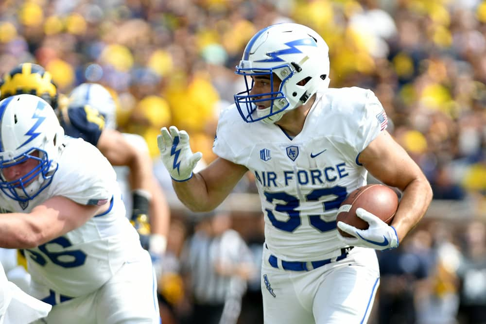 Colorado State vs Air Force Preview | The College Experience (Ep. 395)