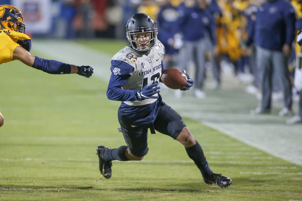 New Mexico vs Utah State Preview   The College Experience (Ep. 396)