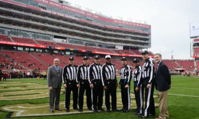 Week 12 NFL Referee Gambling Stats Report