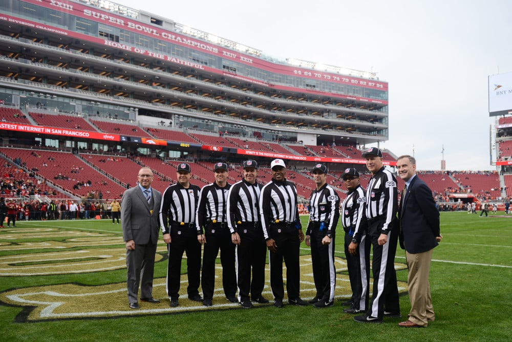 NFL Referee Stats Week 12 Gambling Report