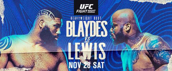 UFC Blaydes vs Lewis Preview | MMA Gambling Podcast (Ep. 3)