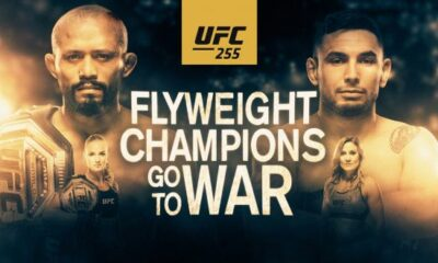 UFC 255 Predictions Full Fight Card