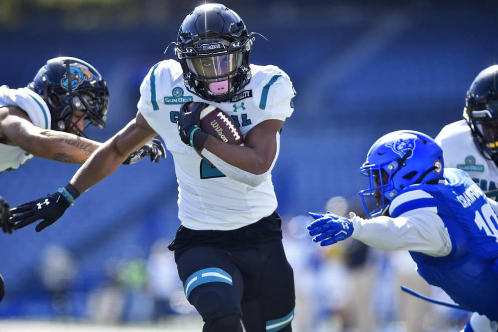 Appalachian State vs Coastal Carolina Preview | The College Experience (Ep. 378)