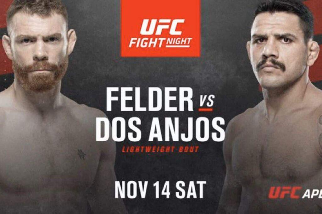 UFC Predictions Vegas 14 Full Fight Card