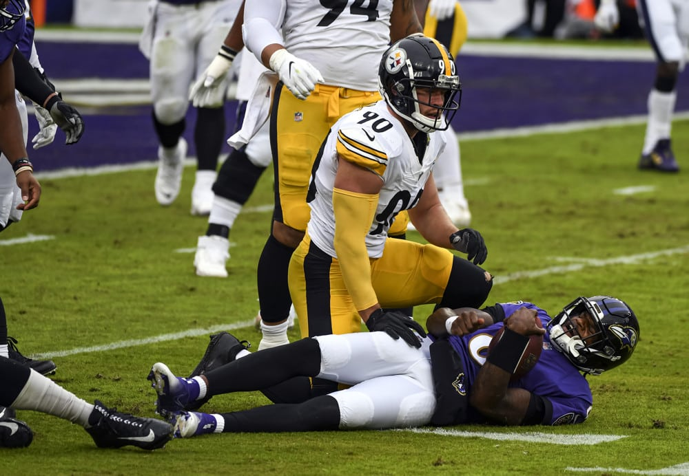 DraftKings Monday Night Showdown Picks: Steelers vs. Bengals