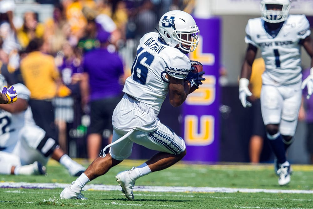 Air Force vs Utah State Preview | The College Experience (Ep. 418)