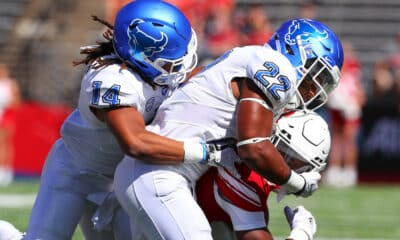 Buffalo vs Marshall Camellia Bowl Preview   The College Experience (Ep. 485)