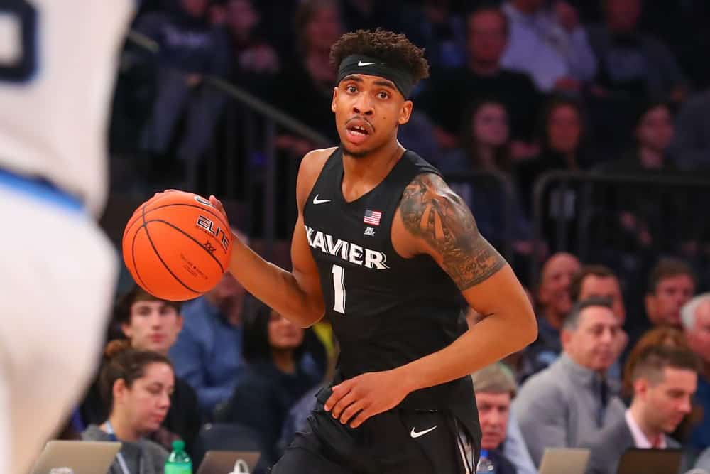 Xavier vs Creighton Preview | The College Experience (Ep. 479)