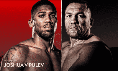 Joshua vs Pulev Preview + UFC 256 Picks | The Fight Show (Ep. 31)