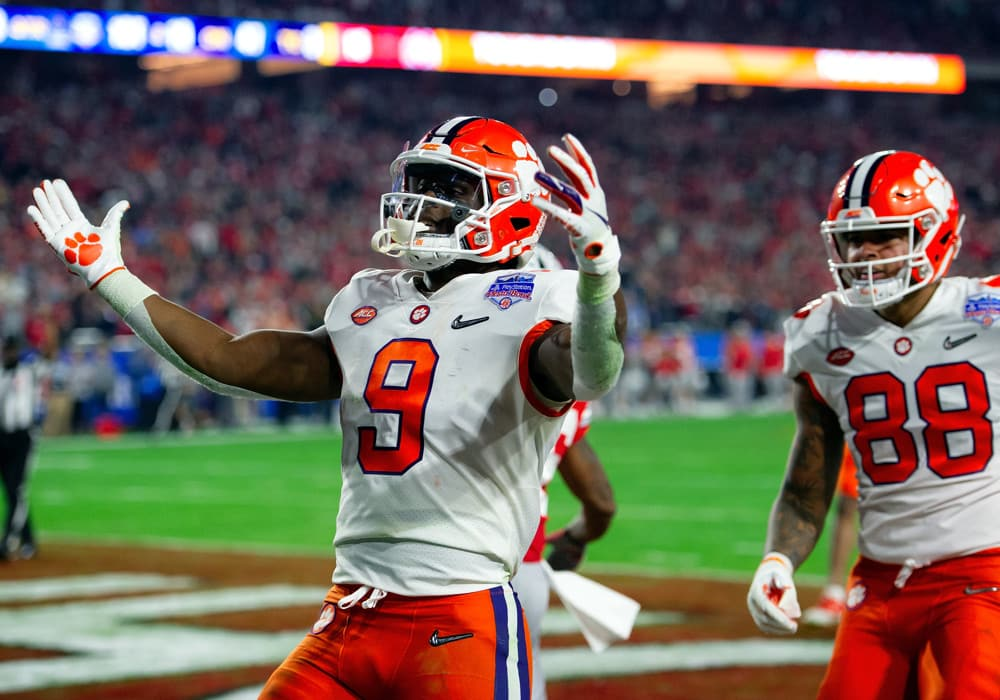 Clemson vs Ohio State Sugar Bowl Preview | The College Experience (Ep. 502)