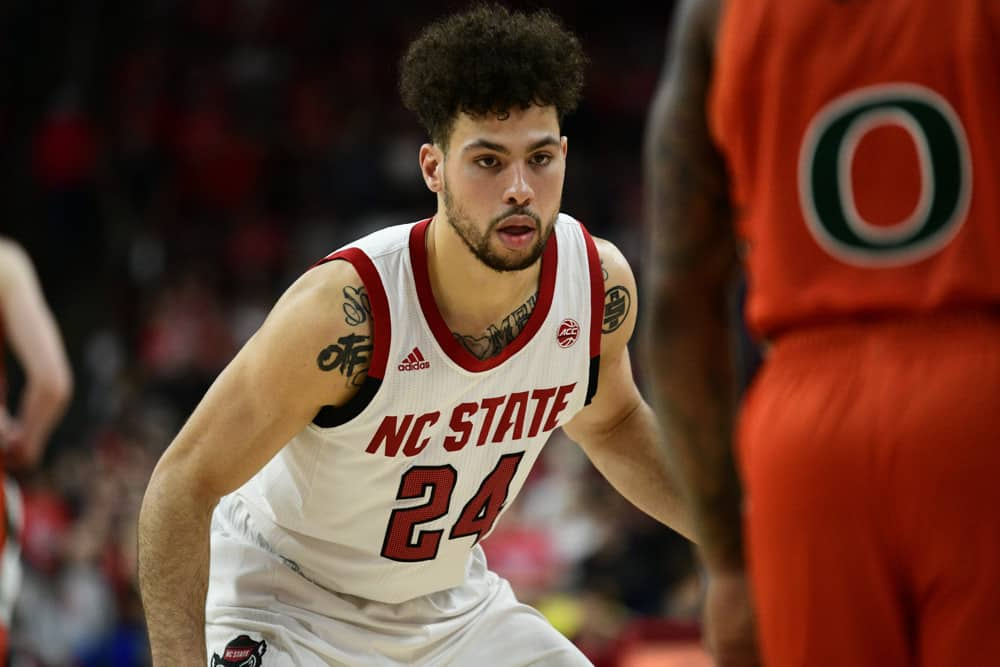North Carolina vs NC State Preview   The College Experience (Ep. 488)