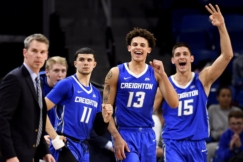 Creighton vs Kansas Preview | The College Experience (Ep. 433)