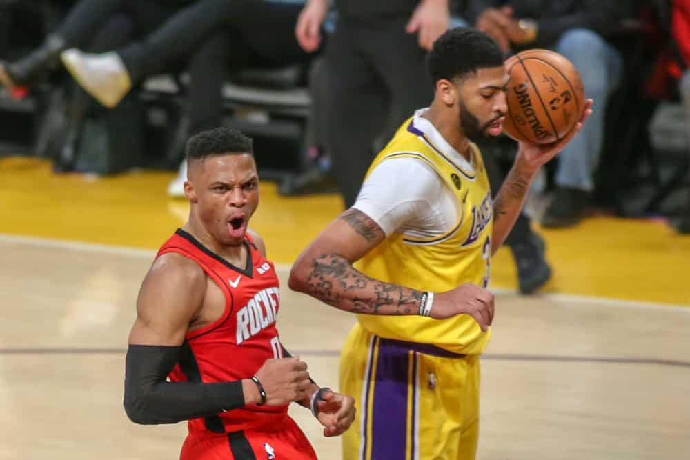 NBA Regular Season Win Totals 2020-21