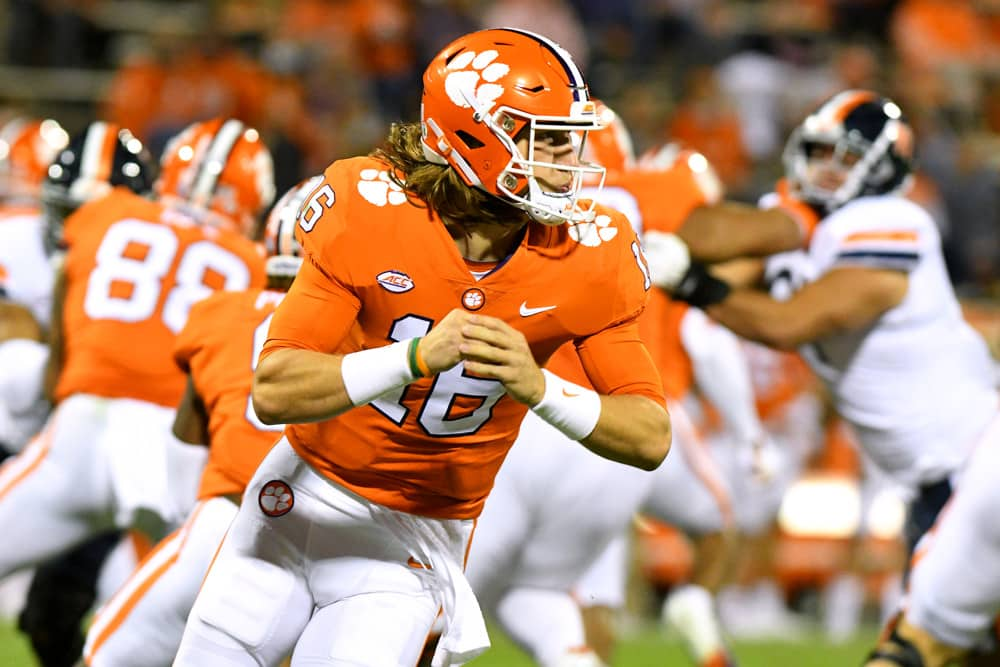 College Football Playoffs DFS Picks