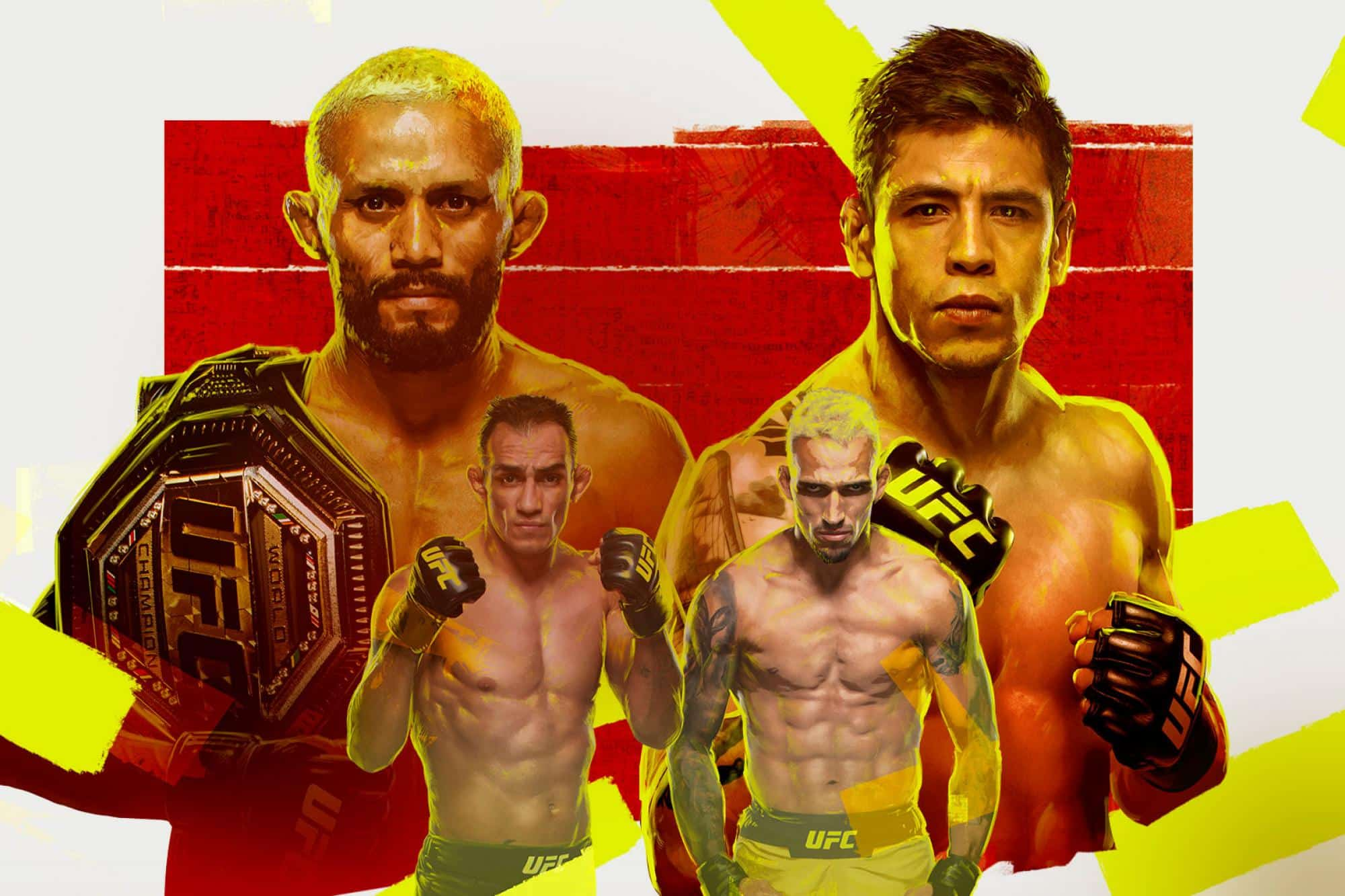 UFC 256 Preview | MMA Gambling Podcast (Ep. 5)