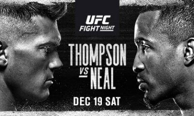 UFC Predictions Vegas 17 Full Fight Card