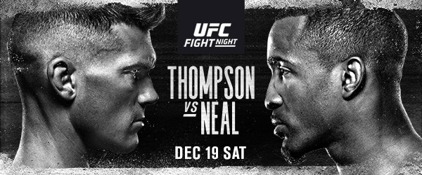 UFC Thompson vs Neal Preview | MMA Gambling Podcast (Ep. 6)