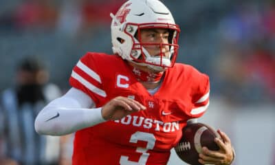 Hawaii vs Houston New Mexico Bowl Preview   The College Experience (Ep. 484)